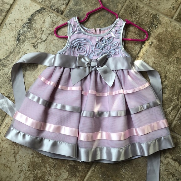 Formal dress for a 12 month old